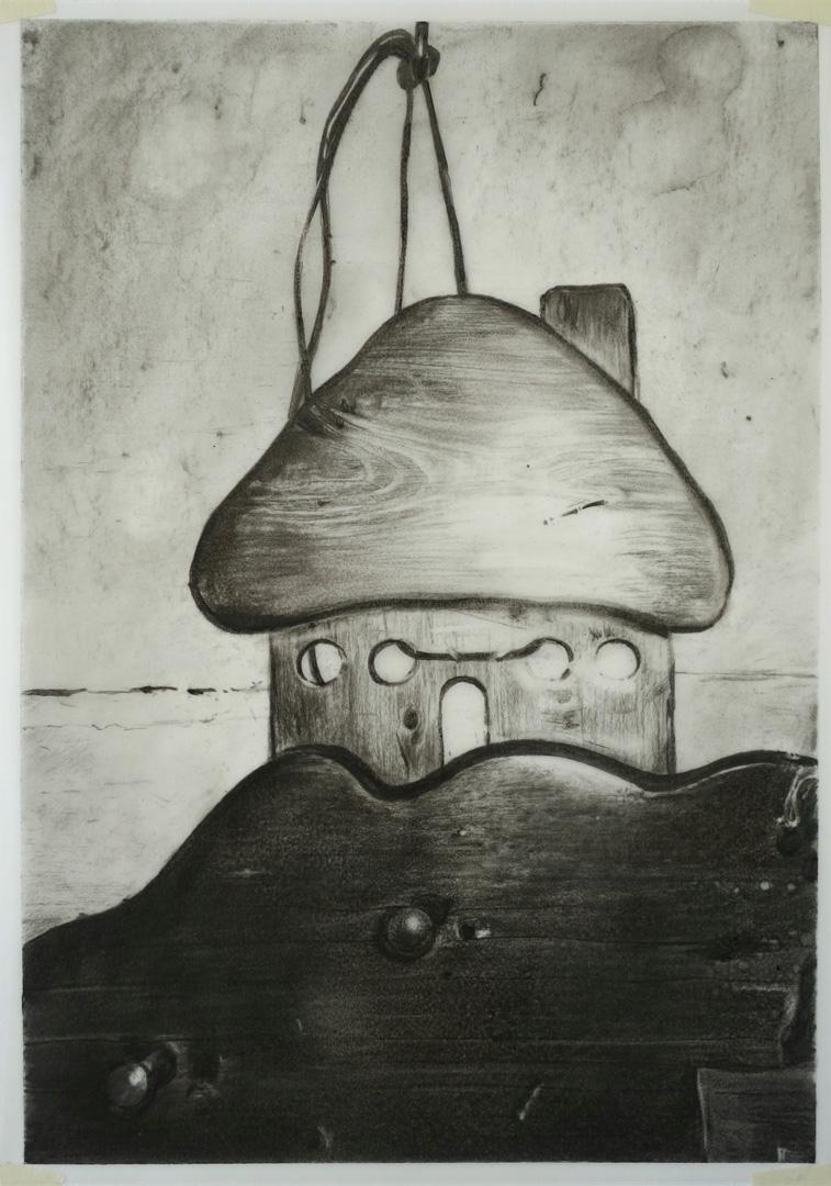 Mireille Blanc, Chambre n°1, 2017