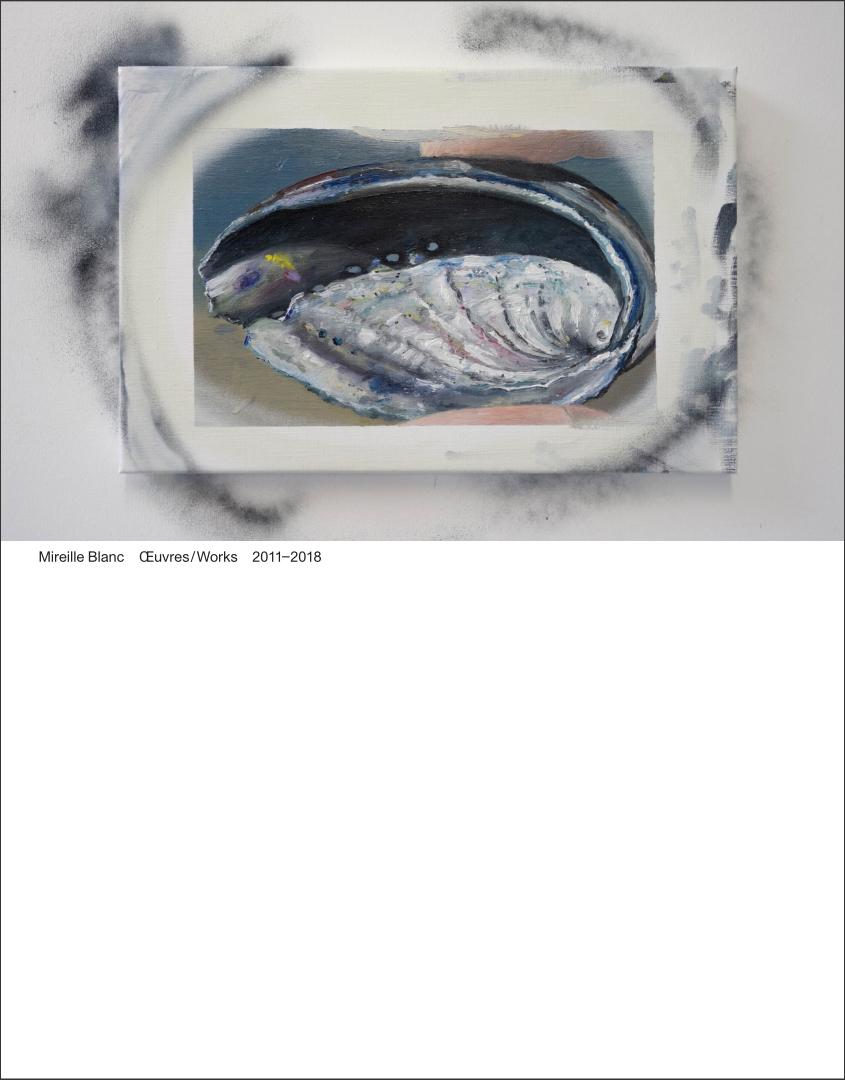 Mireille Blanc, Oeuvres/works 2011-2018