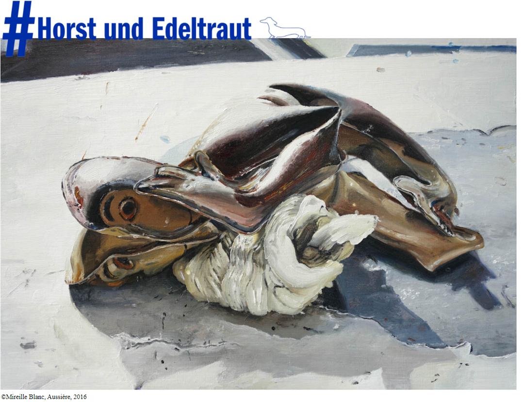 Interview in Horst und Edeltraut
