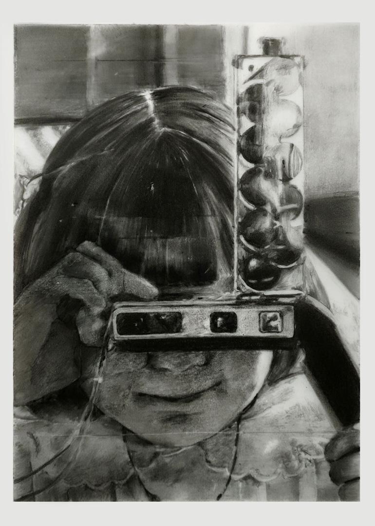 Mireille Blanc, Communion, 2014