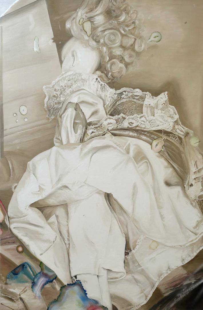 Mireille Blanc, Musée Crozatier