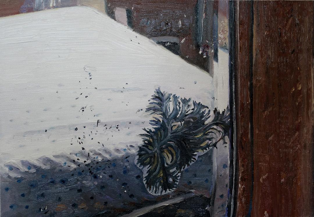 Mireille Blanc, Piqué, 2014