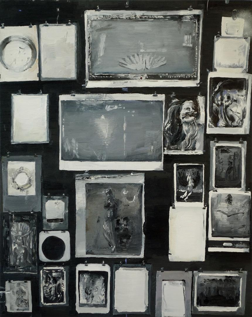 Mireille Blanc, Planche 39 - A.W, 2014