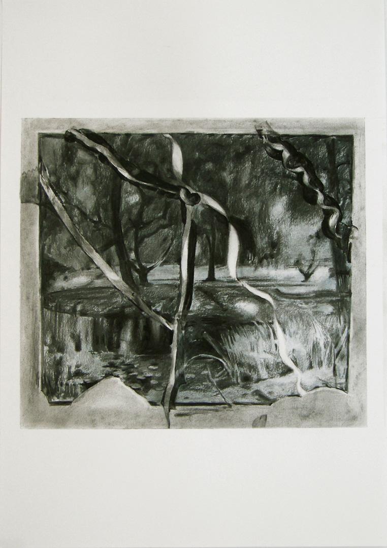 Mireille Blanc, Tableau, 2012